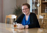 """Karin van Bladel-Cromsigt: """"Mijn man en ouders goed betrokken in het hele proces"""""""